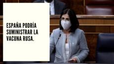 CHF Advisors Noticias Febrero 03 - España podría suministrar la vacuna Rusa